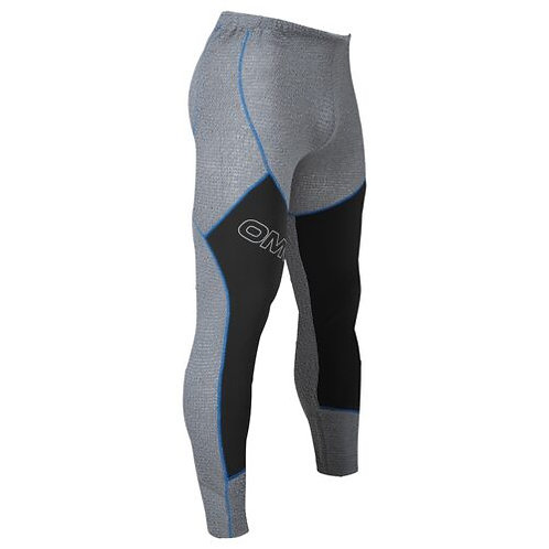 OMM  Core Tights  Gray/Black