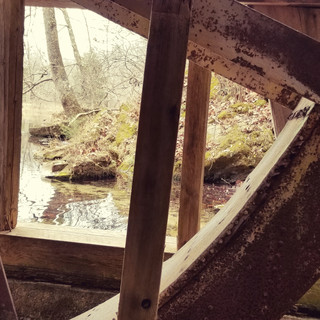 inside falling spring