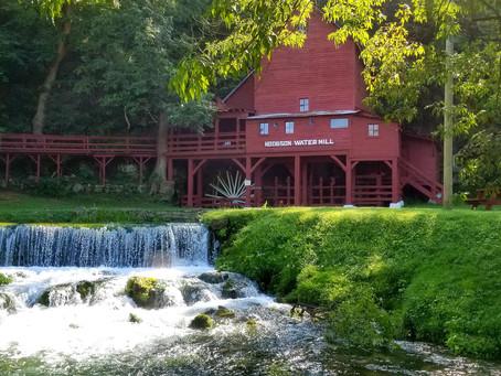 Visit the Mills ~ Hodgson
