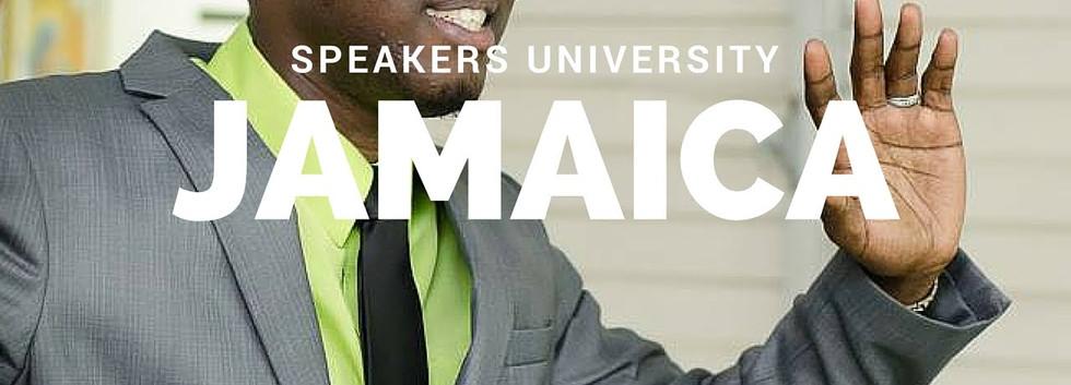 Jamaica, Speakers University. 2014 Workshop.