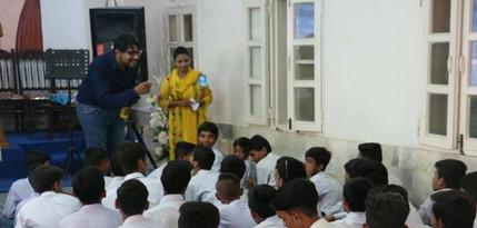 Pakistan, Speakers University. 2017 Workshop.