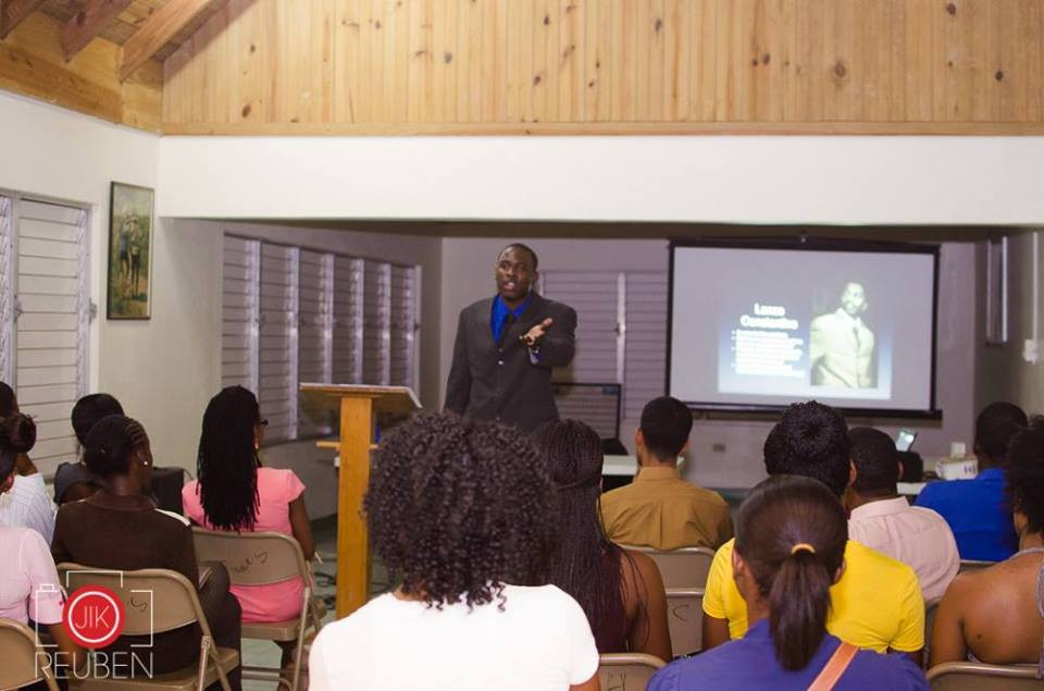 Jamaica, Speakers University. 2014 Workshop.