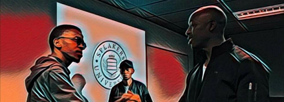 South Africa, Speakers University. 2018 Workshop.