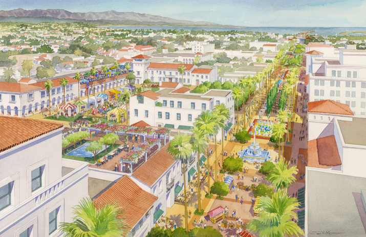 The Future of State Street in Downtown Santa Barbara