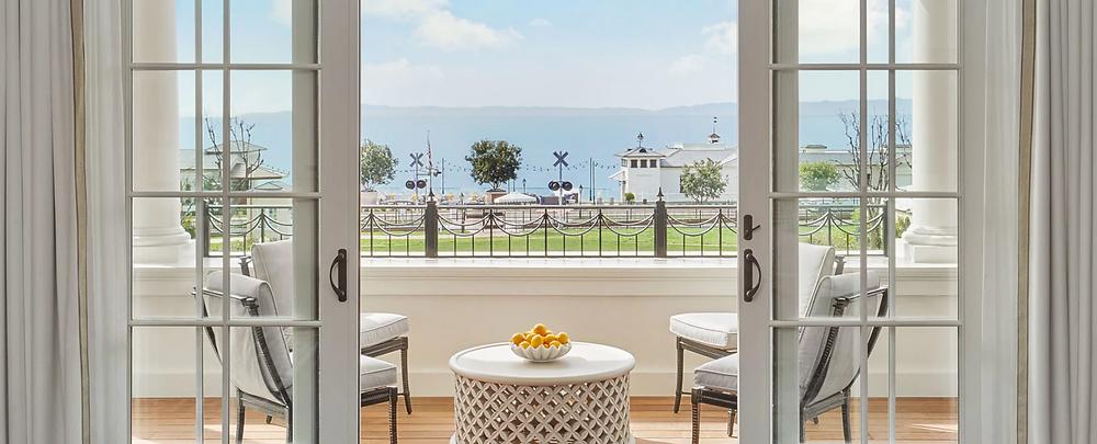 Rosewood Miramar Beach Balcony Residence | Image: Rosewood Hotels