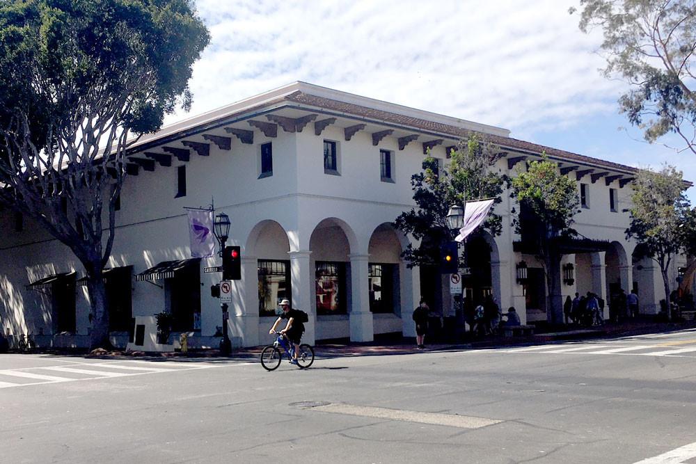 Amazon Santa Barbara State Street Saks