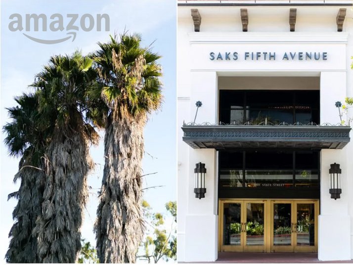 How will Amazon impact downtown Santa Barbara?