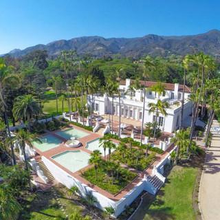 631 Parra Grande Lane, Montecito CA - SOLD - $17,900,000