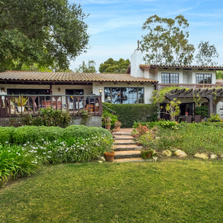 1897 San Leandro Lane, Montecito, CA - SOLD-  $3,600,000 - Represented Buyer and Seller