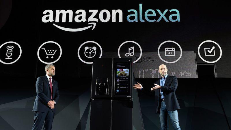Amazon Alex Santa Barbara - LA times