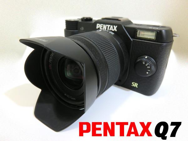 PENTAX/ペンタックス ミラーレス一眼 Q7 レンズキット 中古美品
