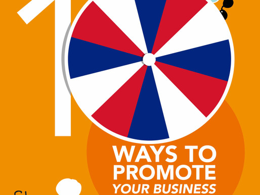 10 ways to promote your business this summer