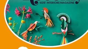 Marketing mentoring for a kids interior magazine