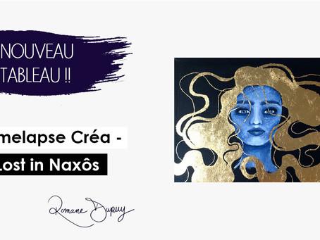 Timelapse créa - Lost in Naxôs