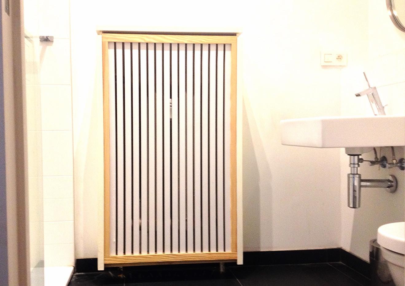 Shower room design architect Julien Legros.