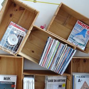 Book shelves  design by Architect Julien Legros