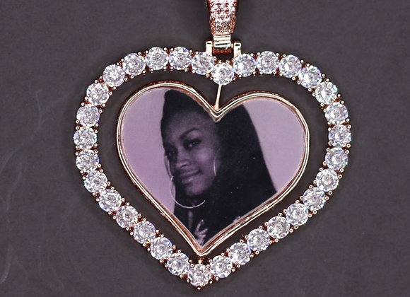 Loving Memory Pendant Necklace