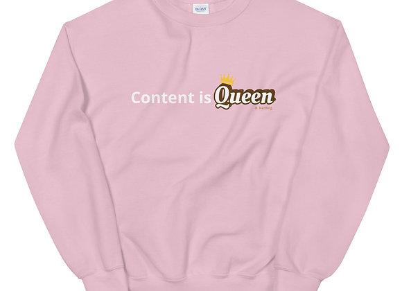 Content Queen-Pink