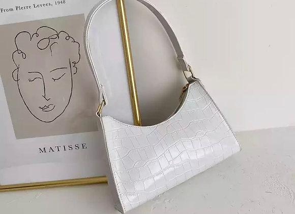 See ya Lator Shoulder Bag- White