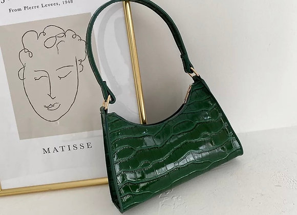 See ya Lator Shoulder Bag- Green