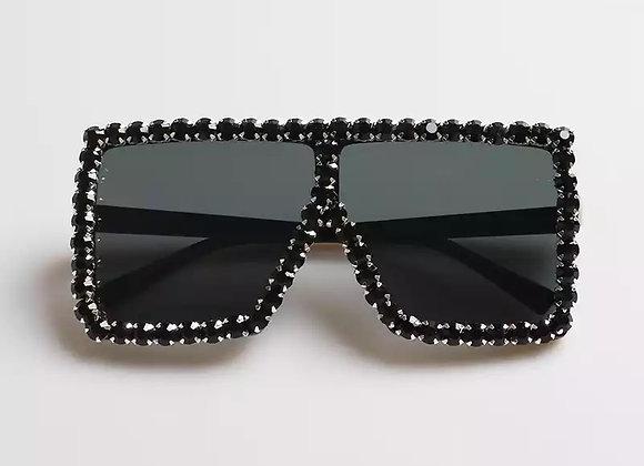 Crystal Clear- Black