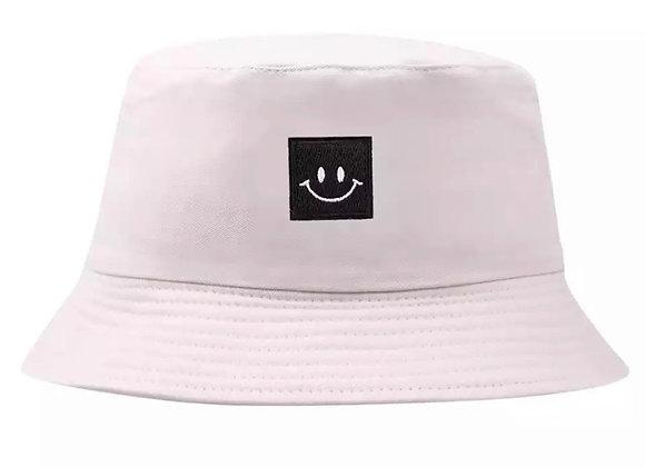 2 Tears Bucket Hat-White
