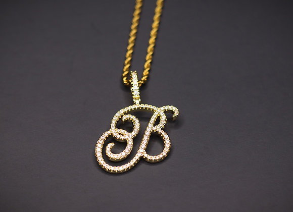 'Initially' Necklace Set