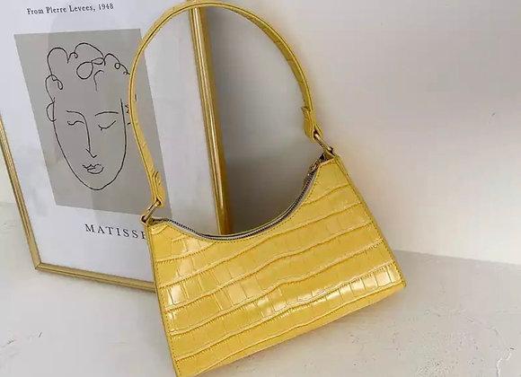 See Ya Lator Shoulder Bag- Yellow