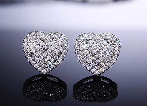 Sweetie Earrings Silver