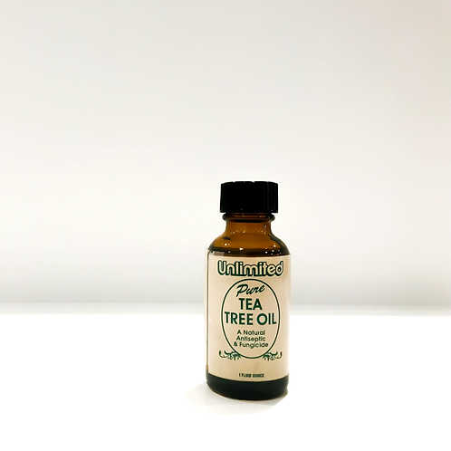 Unlimited Pure Tea Tree Oil