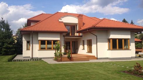 Dom, Wołomin