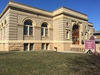 Preservation Profile: Carnegie Arts Center