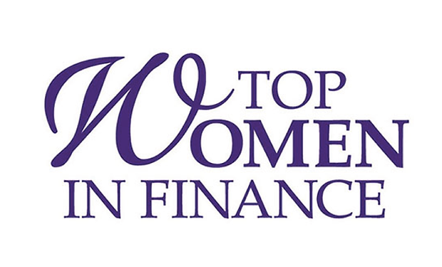Top Women In Finance Logo