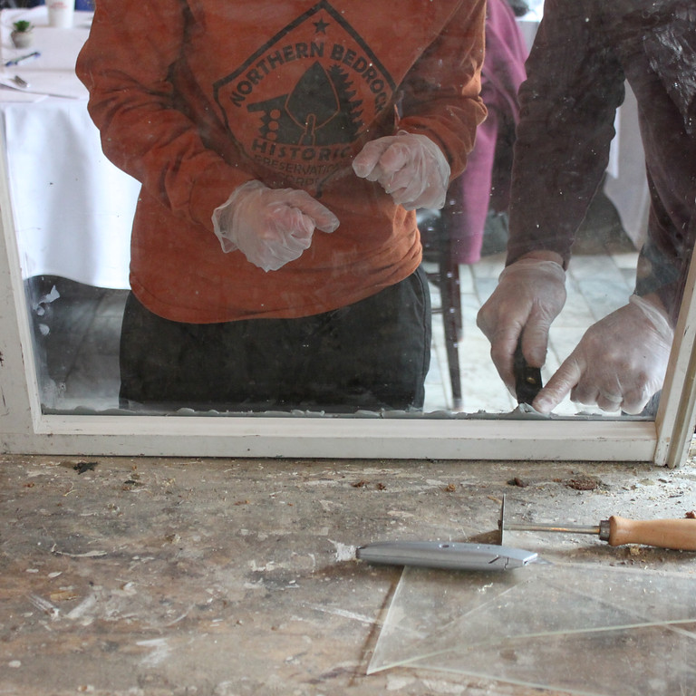 Repairing and Restoring Old Windows (Minneapolis)