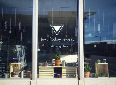 Artists on Main Street Jovy Rockey: Winona