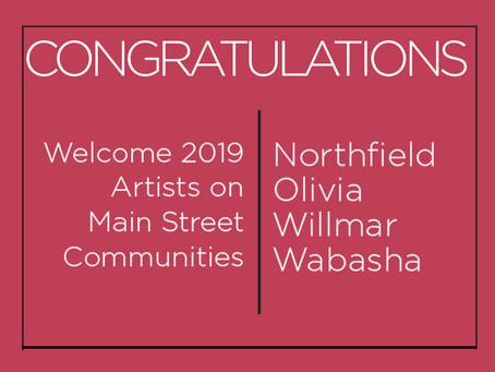 Preservation Alliance of Minnesota Expands Artists on Main Street Program