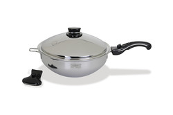 5 Qt. (4.7L) Gourmet Wok with Cover