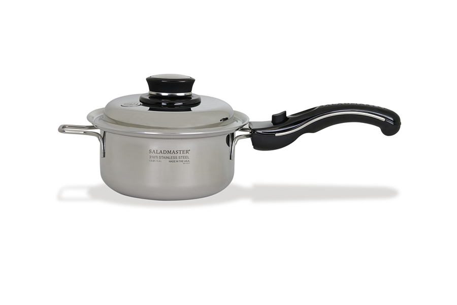 1.5 Qt. (1.4L) Saucepan with Cover