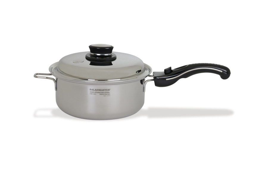 3 Qt. (2.8L) Saucepan with Cover