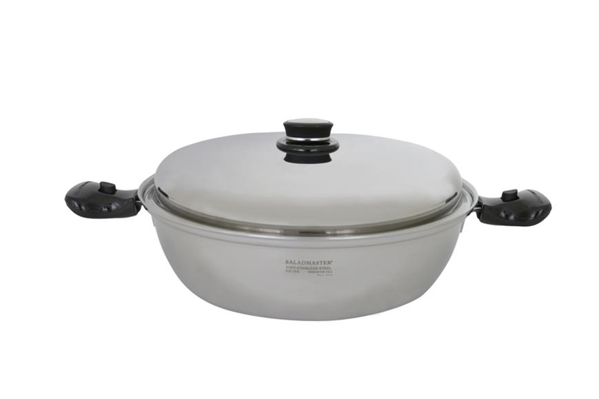 9 Qt. (8.5L)Braiser Pan