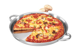 12 in.Deep Dish Griddle Pizza Tray