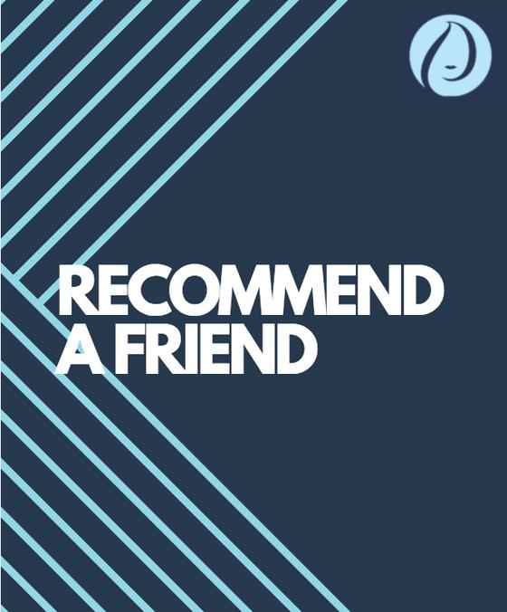Recommend A Friend Scheme