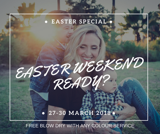 Be Easter Weekend Ready!
