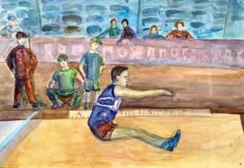 2 место. Скоркина Н.О., 16 лет.