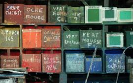 Acte1 - Décors pour l'Opéra de Paris 1993