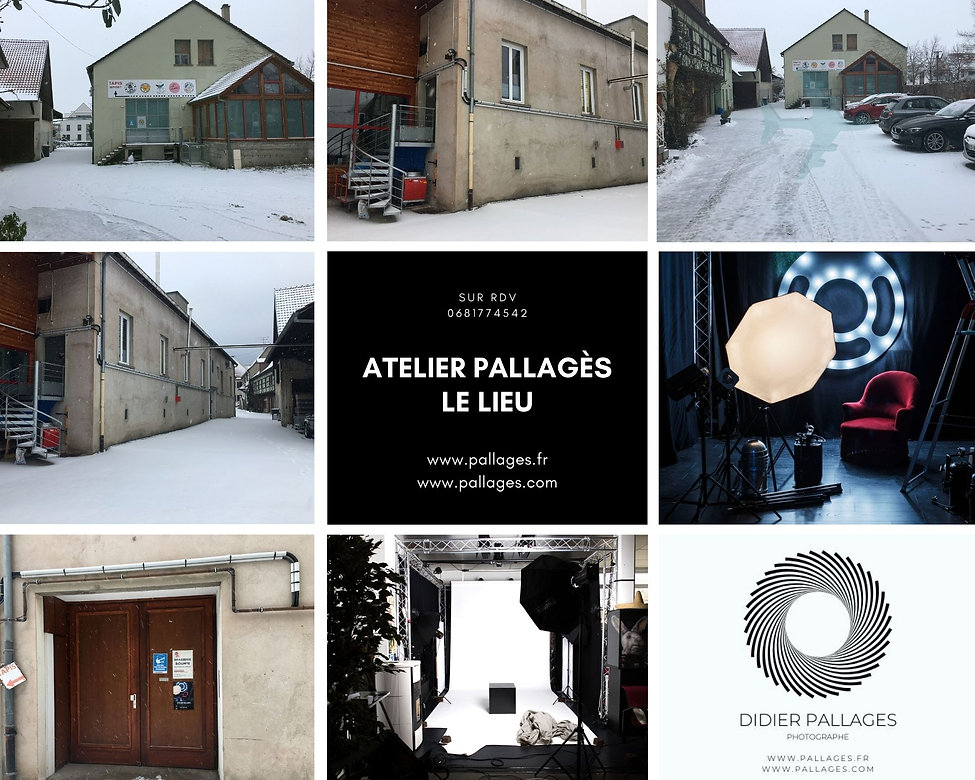 ATELIER PALLagès 3 rue du Château 68920 Wettolsheim