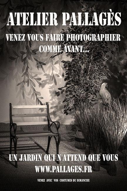 """""""comme avant"""" L'Atelier Pallagès"""