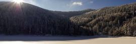 Lac du Ballon en Alsace 2021