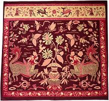 batik handdrawn tokwie peranakan nyonya baba singapore