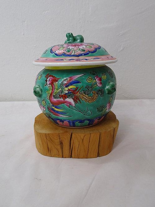 Baba Turquoise Kamcheng Phoenix Peony